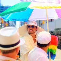 Toronto Pride Parade Spectators