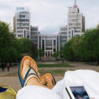 Фото — победитель конкурса «Модно жить в Харькове»