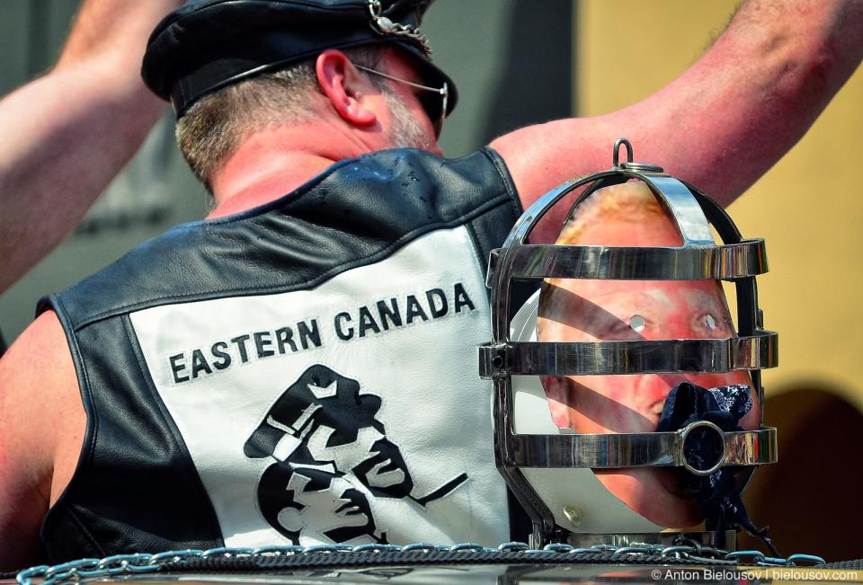 Rob Ford's virtual presence on Toronto Pride Parade 2011