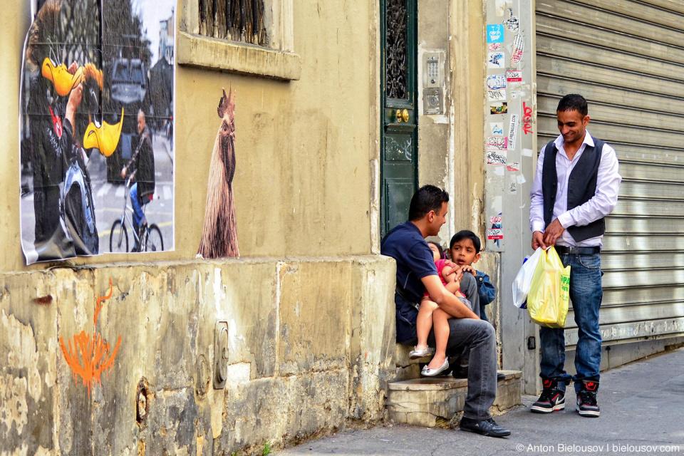 Paris Montmartre Residents