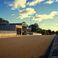 Toronto Glencairn TTC Subway Station