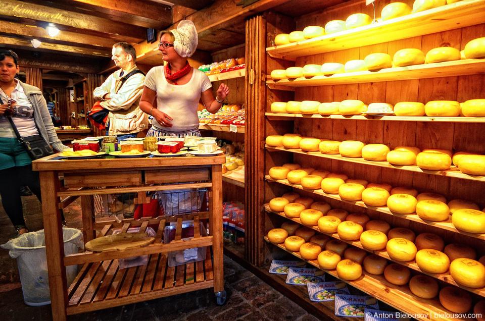 Amsterdam Cheese Store