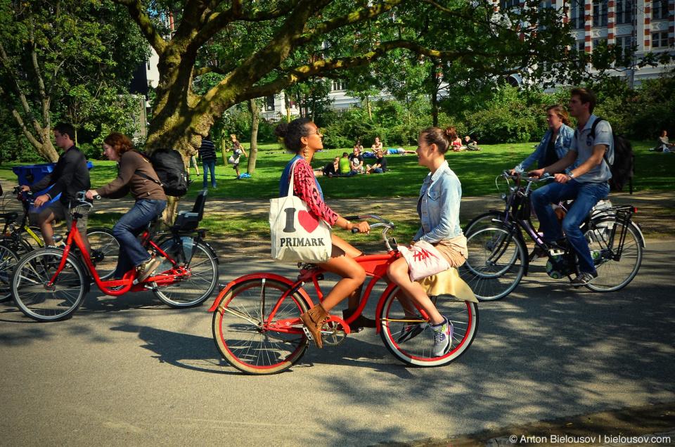 Netherlands Tandem Bicycle