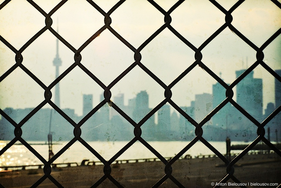 Canada Behind the Fence