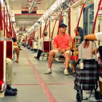 Новые поезда в Торонто