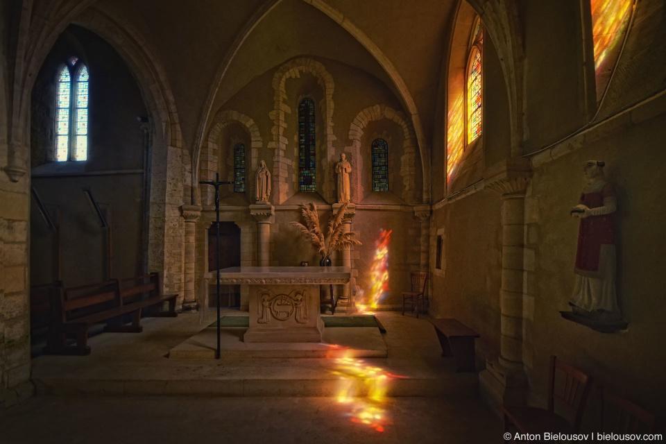 Colleville-sur-Mer Eglise