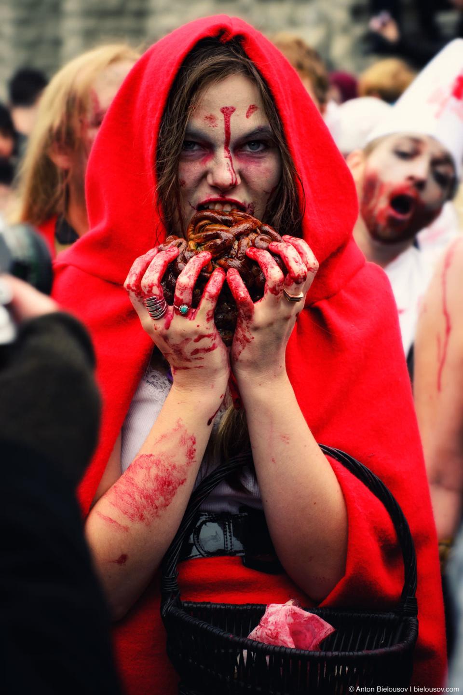Toronto Zombie Walk, 2011 Pictures