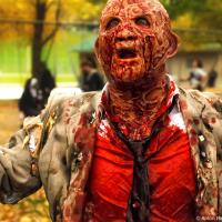 Toronto Zombie Walk 2010 — Freddy Krueger