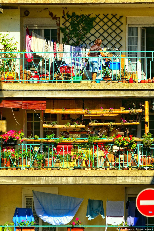 Окна в Saint-Malo
