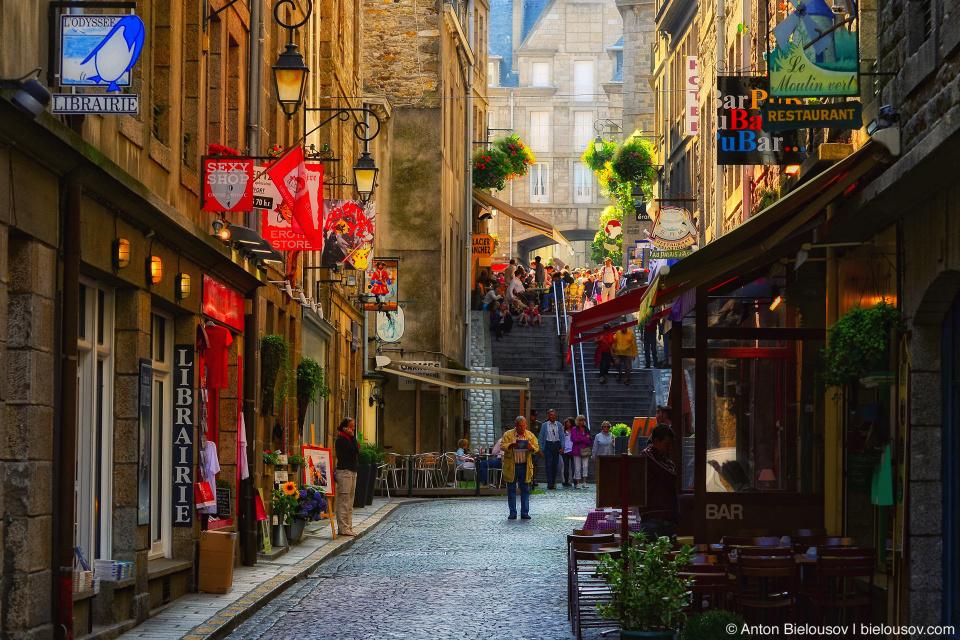 Saint-Malo Street