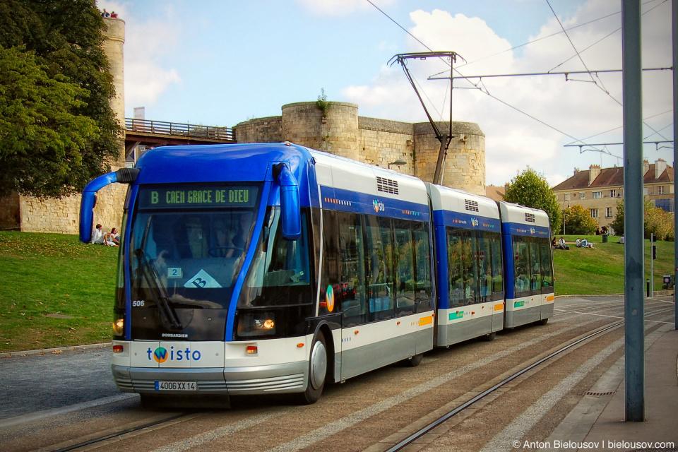 Канский трамвай