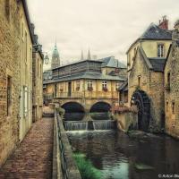 Bayeux L'Office de Tourisme (Normandy, France)