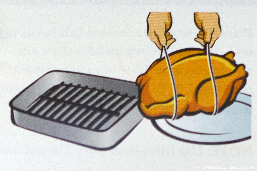 Turkey lifter manual
