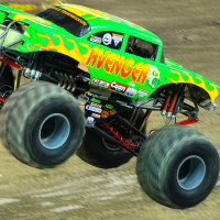 "Monster Jam Trucks, Toronto: ""Avenger"""