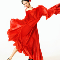 Studio flamenсo dance