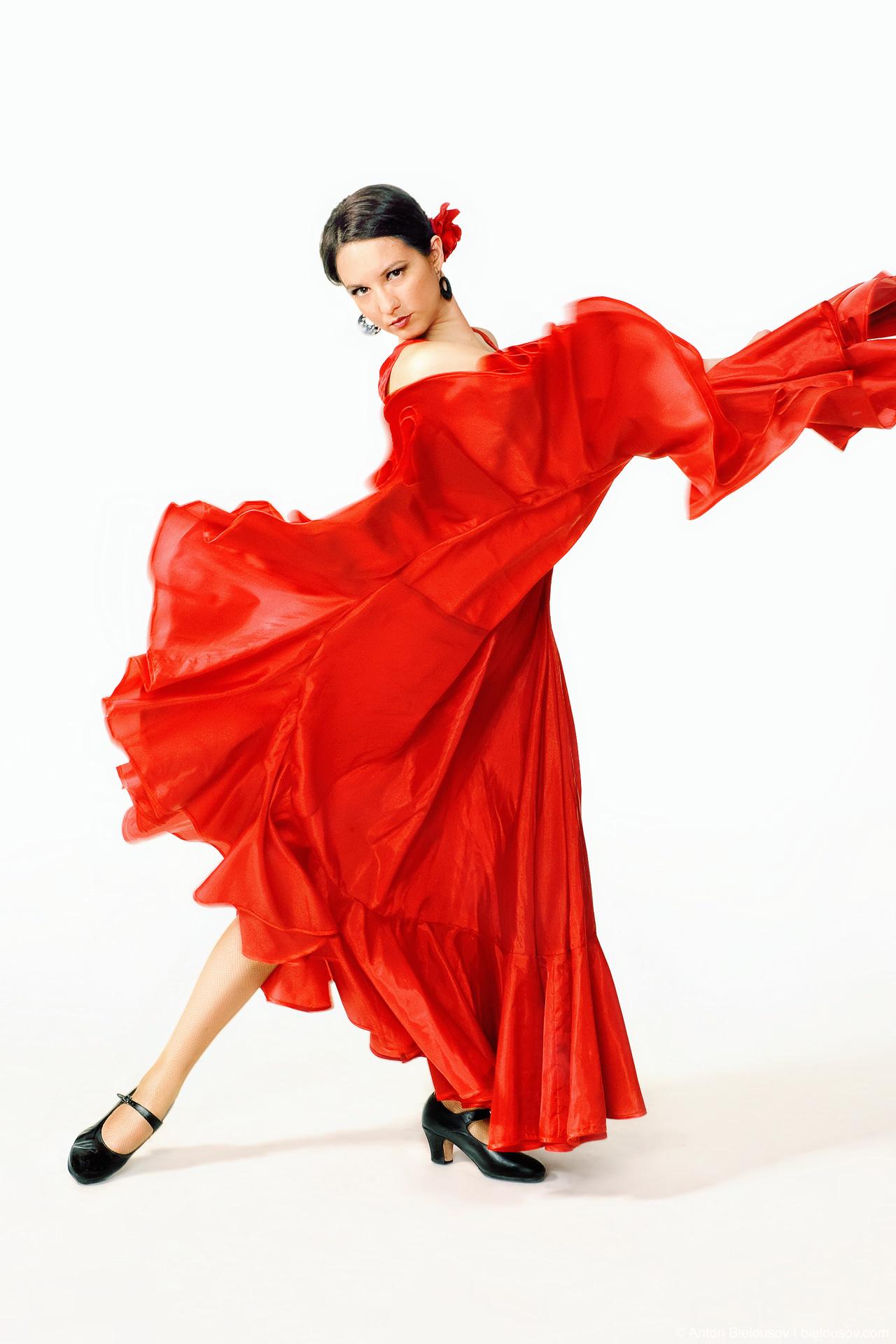 Studio flamenсo dance