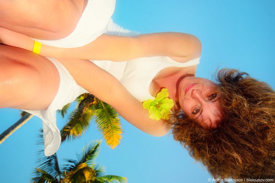 Dominican Republic Hakuna Matata Beach Portrait (Victoria Bielousova)
