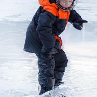 Завершение ледового сезона