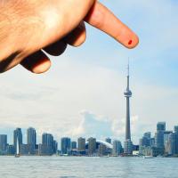 CN Tower Needle