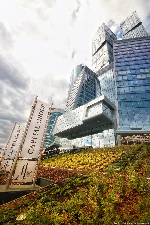 Москва Сити — комплекс Город Столиц