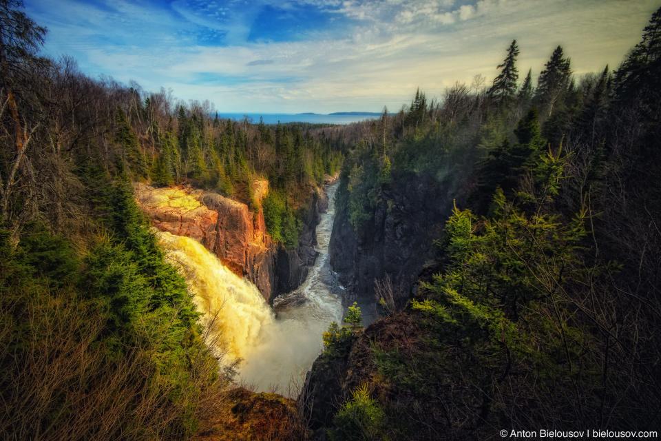 Aguasabon Falls