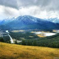 Banff National Park HDR