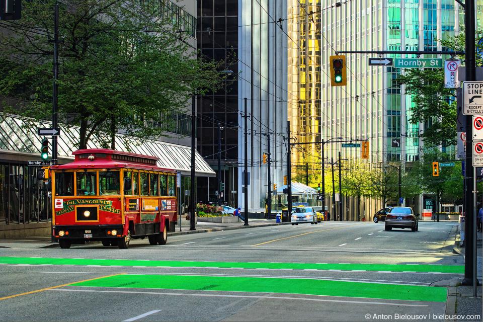Vancouver bike cross