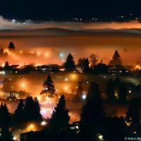 Уставшие облака расходятся по домам <br/><small>Wordless Wednesday</small>