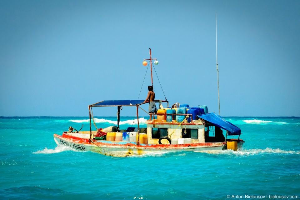 Мексиканский моряк