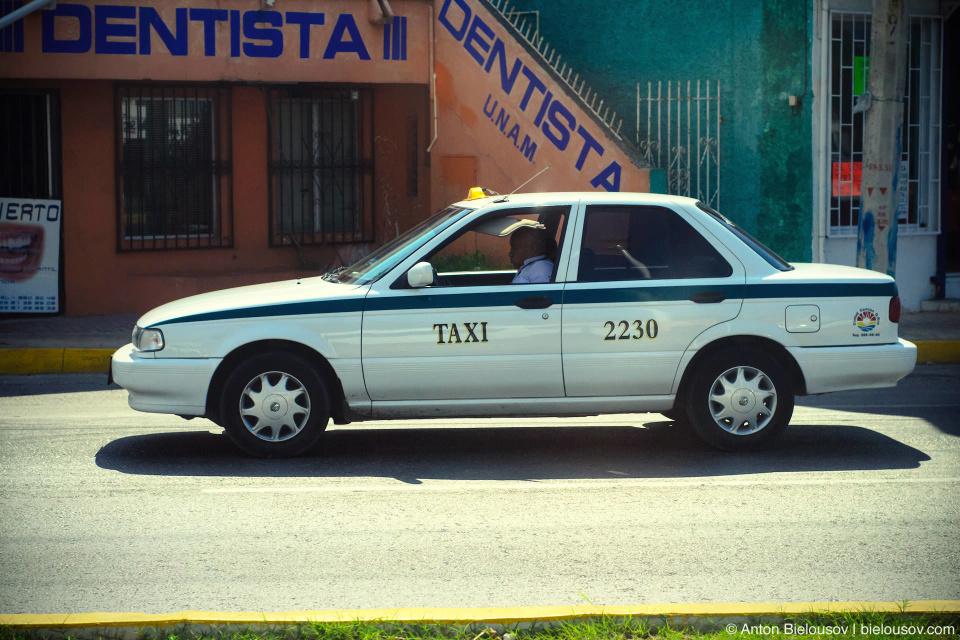Мексиканское такси