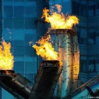 Олимпийский огонь 2010-го