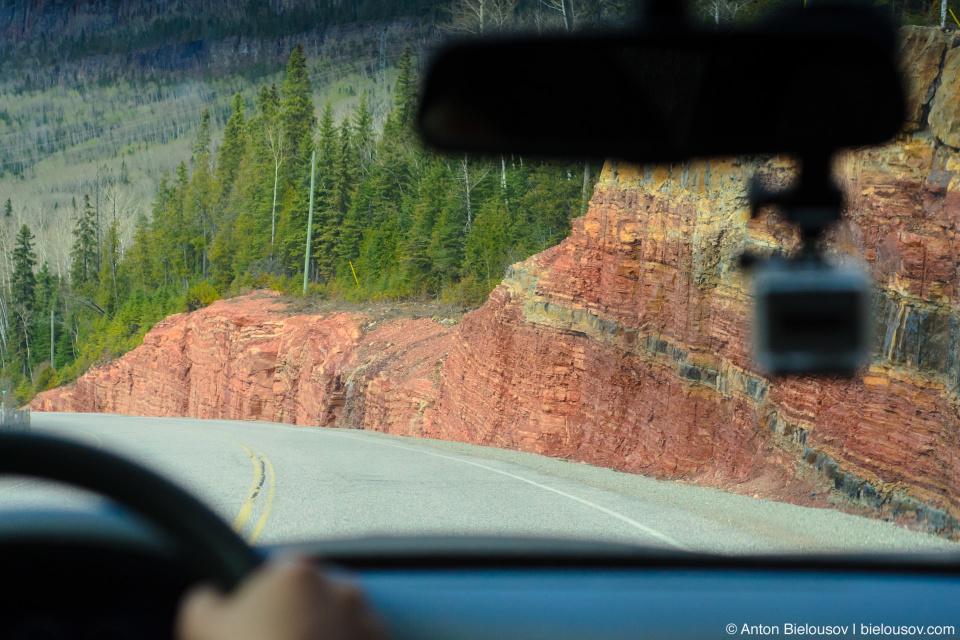 ТрансКанЭтноЭксп День второй, 1 Canada Highway, Центральное Онтарио