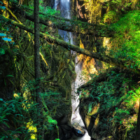 Cypress Falls (West Vancouver, BC)