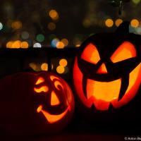 Хэллоуин в Метрополисе