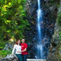 Водопад Norvan Falls