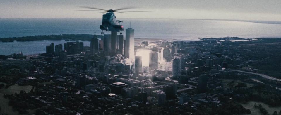 Resident Evil: ядерный взрыв в даунтауне Торонто