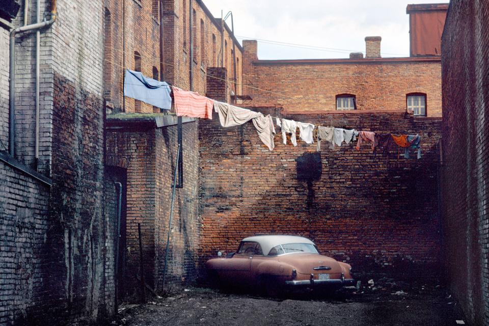 Виктория, 1967 год. (© Fred Herzog—Courtesy of Equinox Gallery, Vancouver)