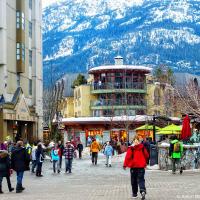 Одна из центральных улиц