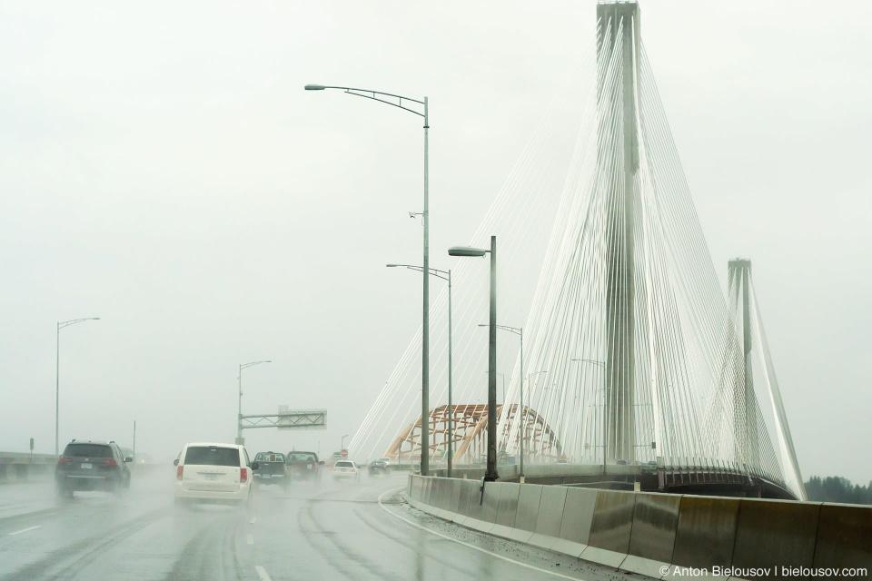 Port Mann Bridge (Trans-Canada Highway, Vancouver, BC)