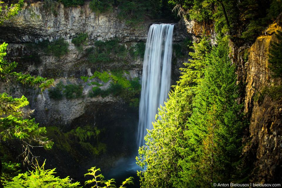 Brandywine Falls Waterfall