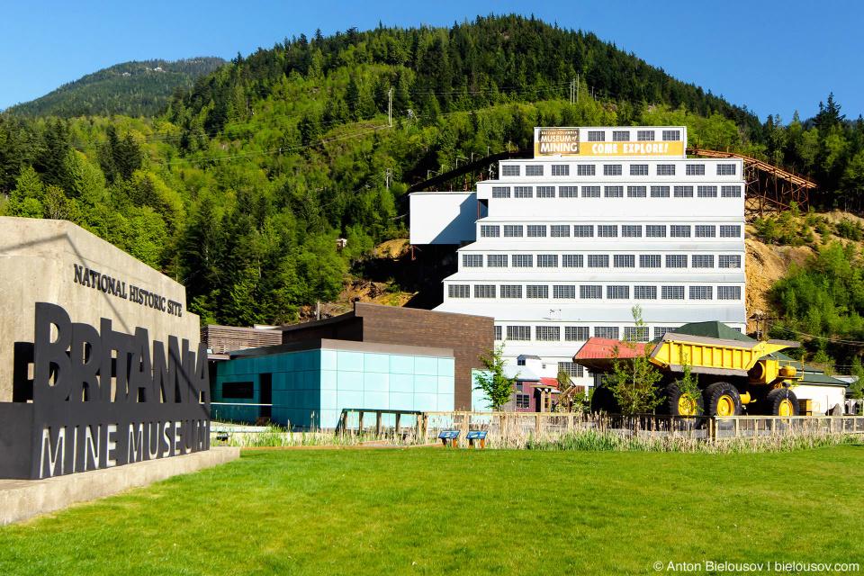 Britannia Mine Museum (Squamish, BC)