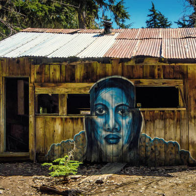 Заброшенный город Паркхерст <br/><small>(Parkhurst Ghost Town Whistler, BC)</small>