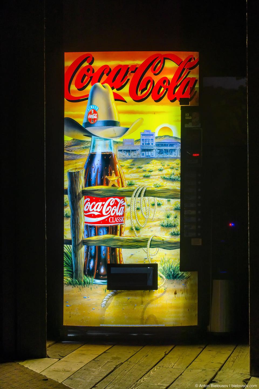 Специальный «дикозападный» дизайн автоматов с гозировкой .