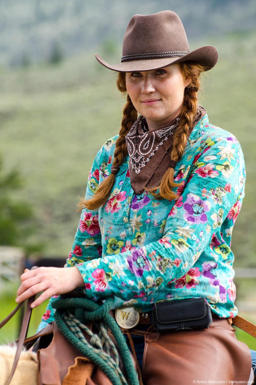 Ну и ковгёрлы (да, они их действительно так называют — cowgirl).