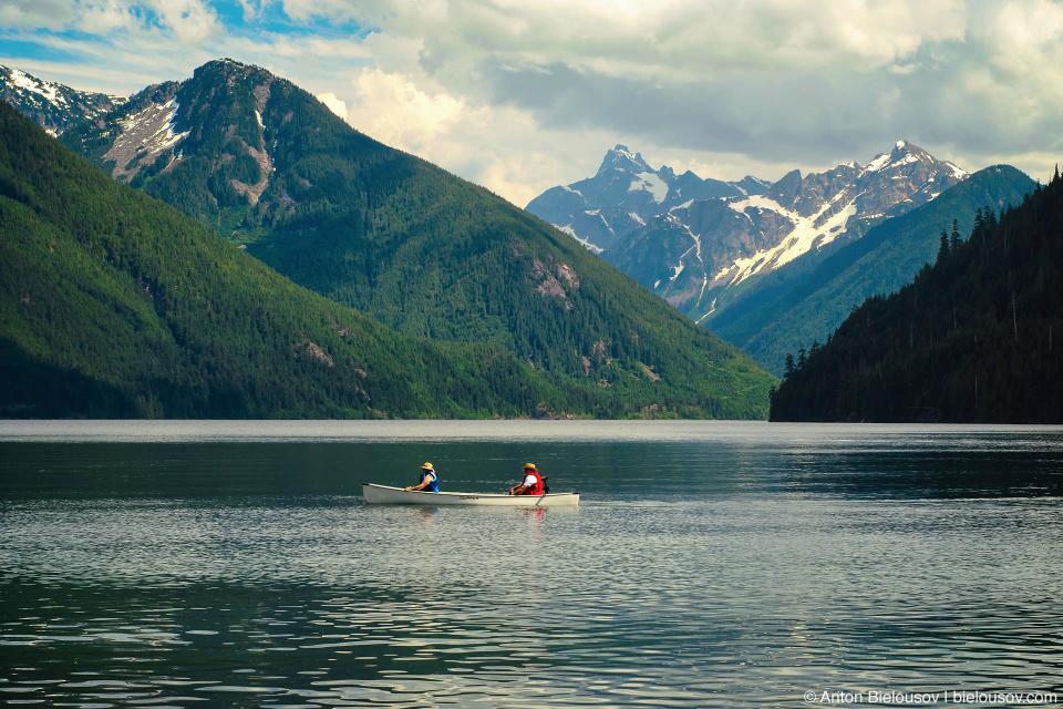 Chilliwack Lake (Chilliwack, BC)