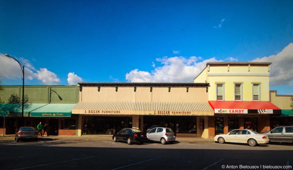 Eureka Cafe Diem filming location: