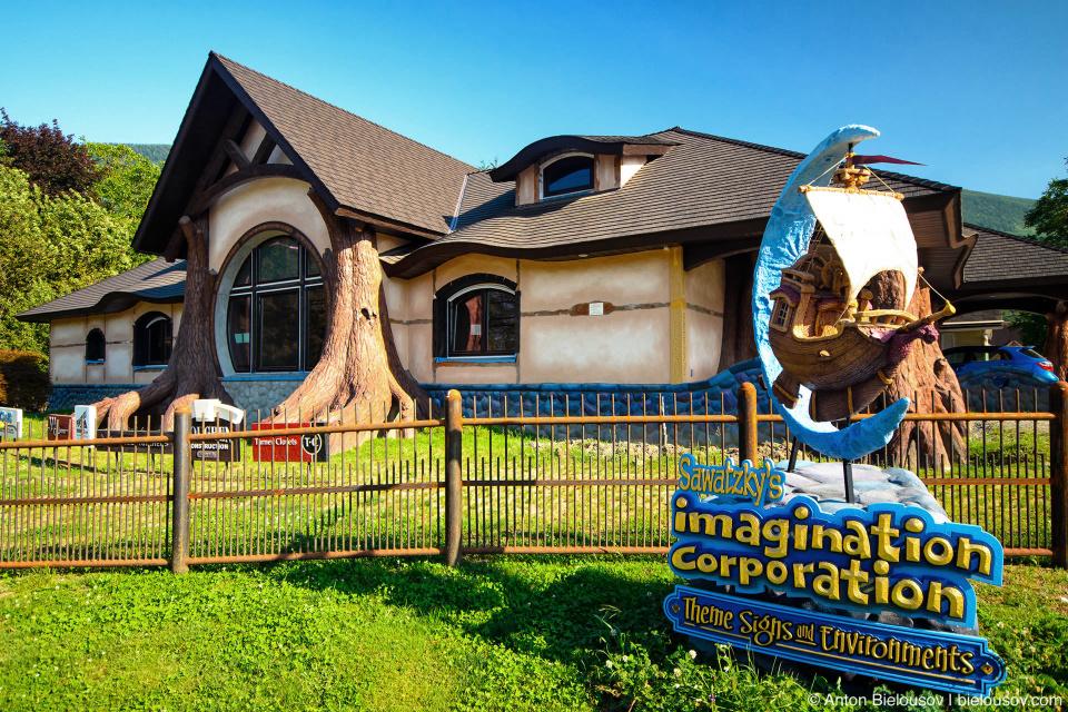 Sawatsky's Imagination Corporation Signs and Environments in Yarrow, BC