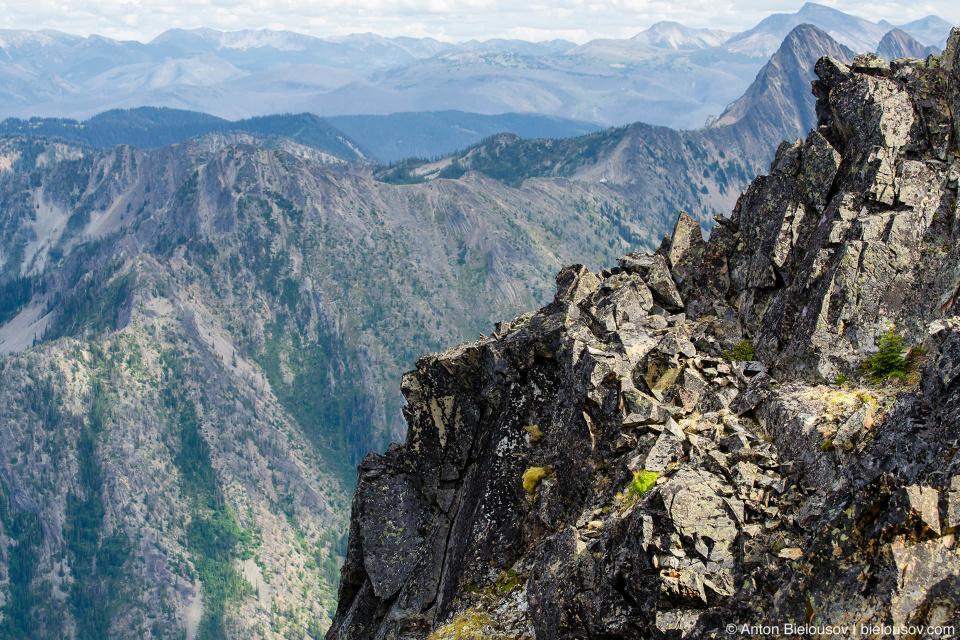 Дальше вверх — только камни (Frosty Mountain)