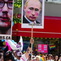 Vancouver Pride Parade, 2013