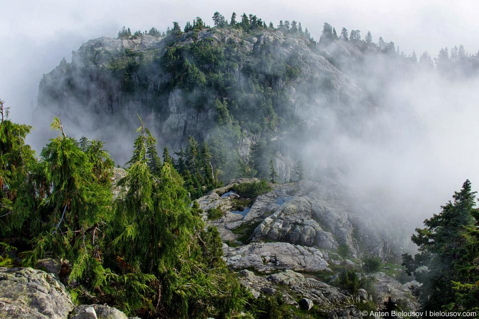 Seymour Mountain Third Peak